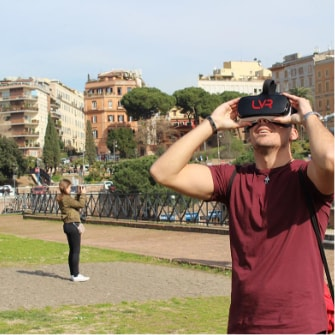 Virtual Reality Feature in Athens | Opatours