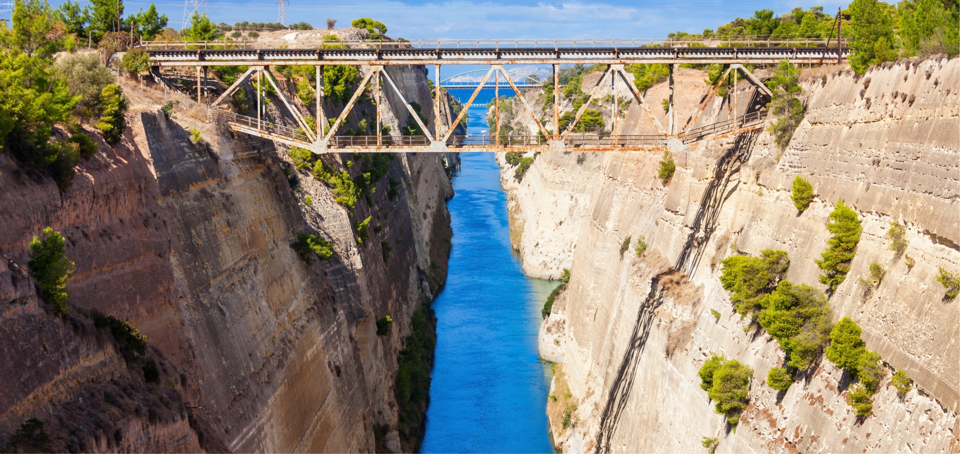 Specia Tour in Corinth Canal | Opatours
