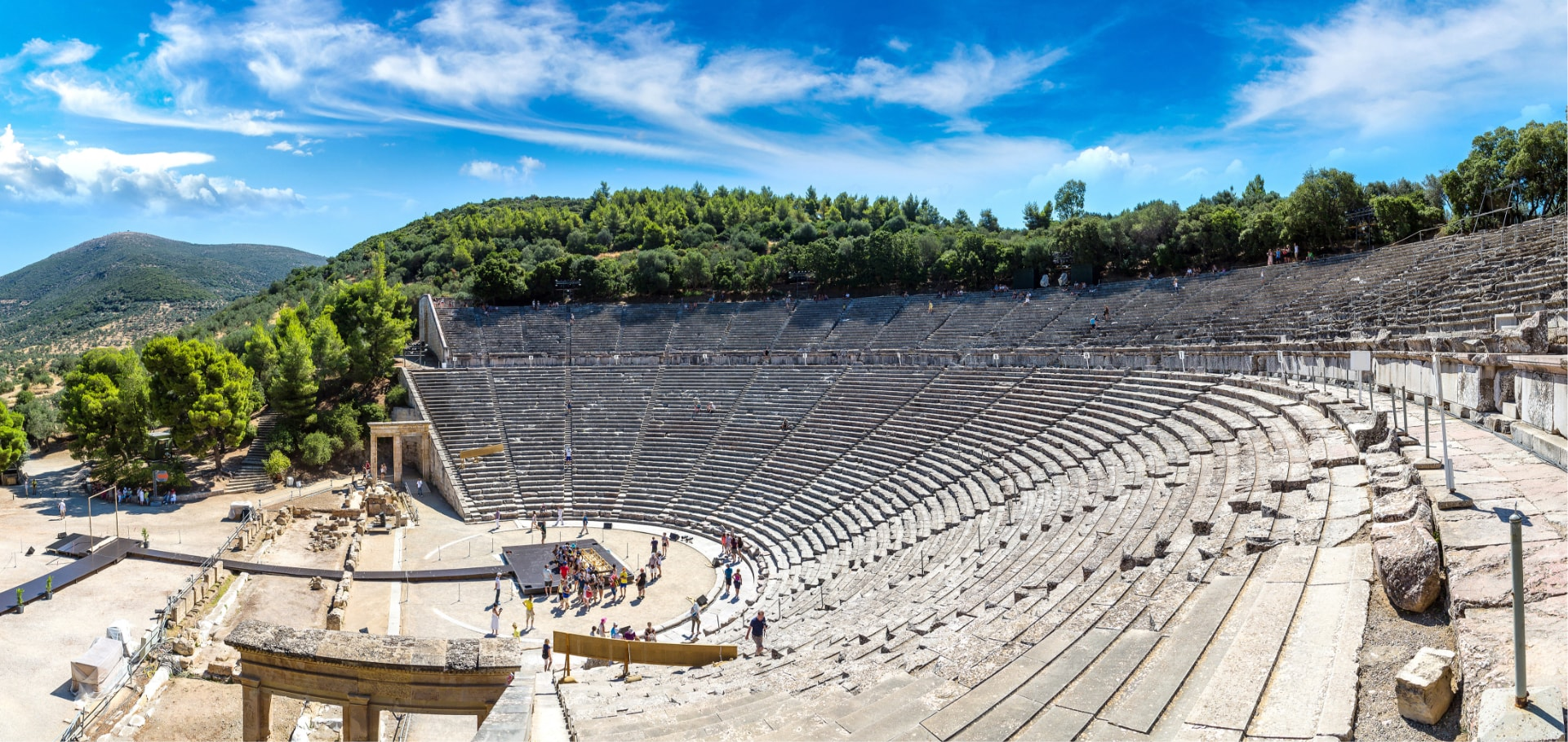 Theatre of Epidaurus | Opatours
